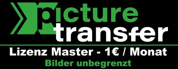 picture transfer - Jahreslizenz Master