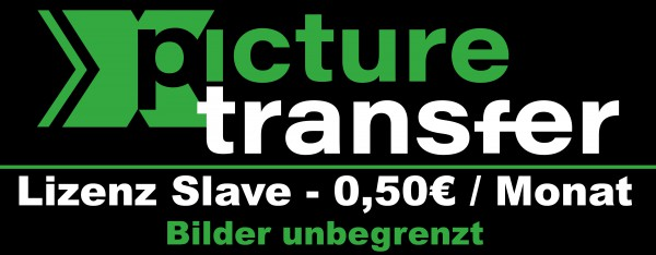 picture transfer APP - Jahreslizenz Slave