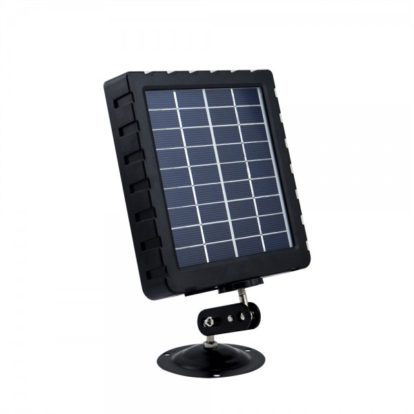 Solar-Ladegerät mit integr. Akku